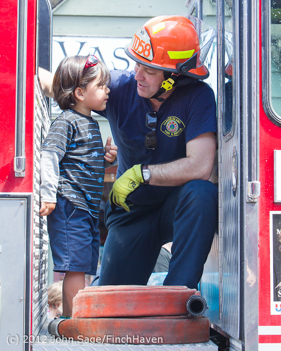 19142 VIFR Firefighter Challenge 2012