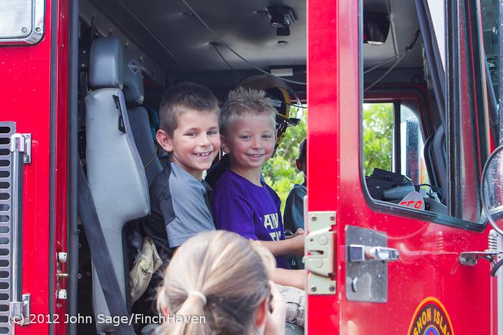 19143 VIFR Firefighter Challenge 2012