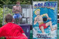 19265 VHS Pirates Football Dunk Tank Saturday 2012