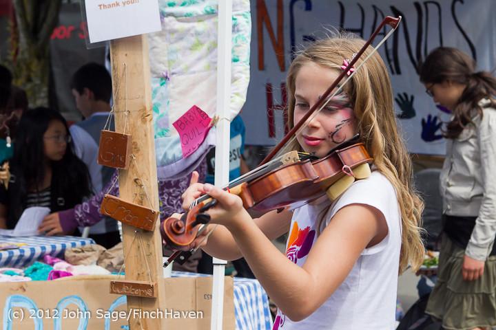 1953 Vashon Strawberry Festival Sunday 2012