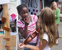 1971 Vashon Strawberry Festival Sunday 2012