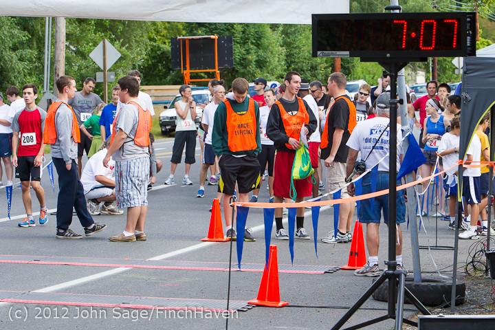 6776 Bill Burby 5-10K race 2012
