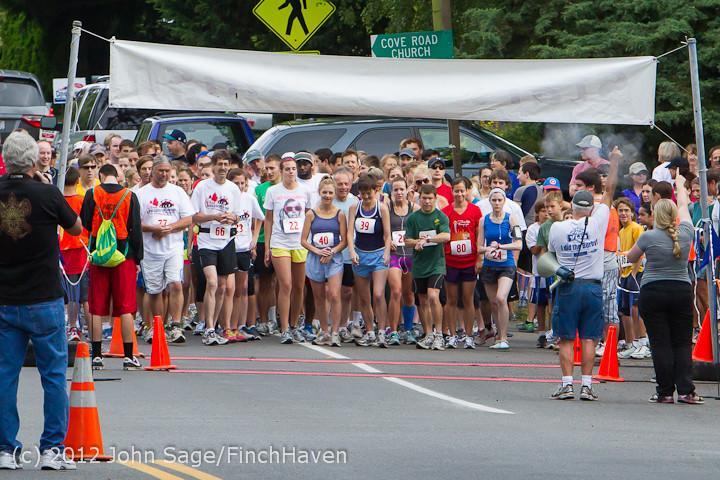 6787 Bill Burby 5-10K race 2012
