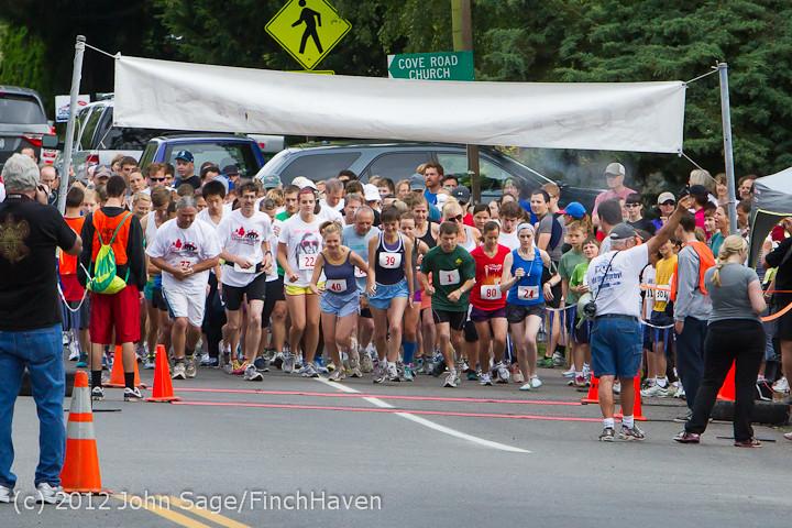 6795 Bill Burby 5-10K race 2012