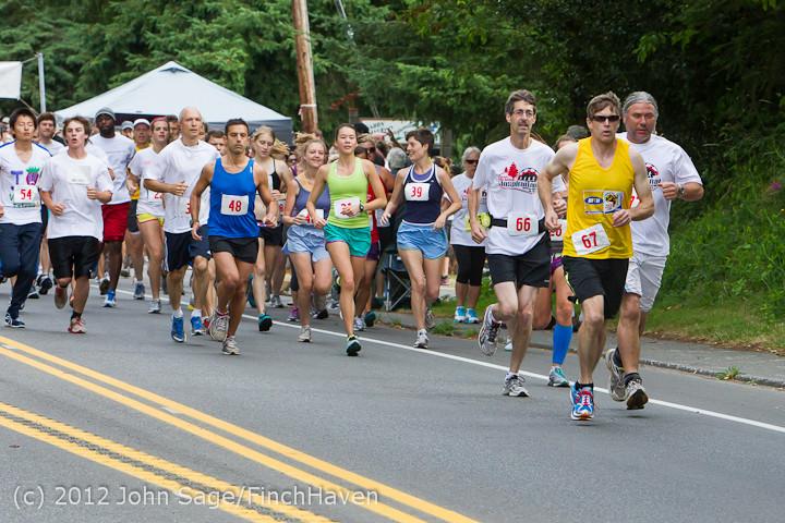 6806 Bill Burby 5-10K race 2012