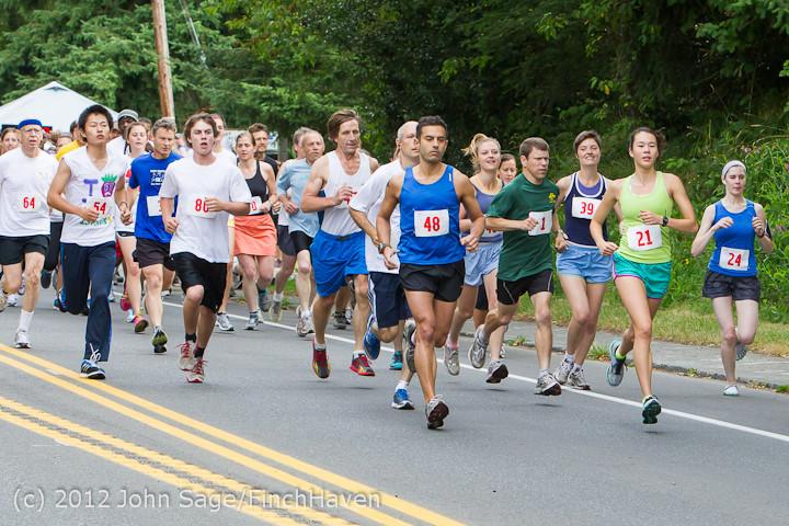 6812 Bill Burby 5-10K race 2012