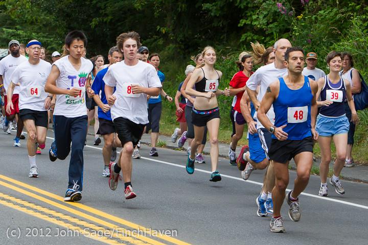 6816 Bill Burby 5-10K race 2012