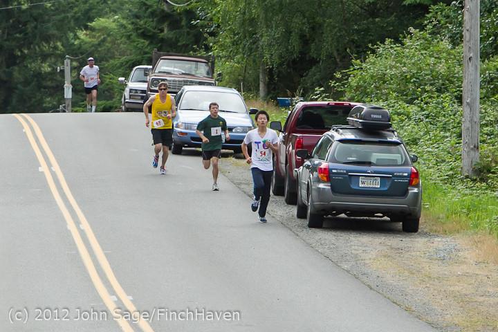 6858 Bill Burby 5-10K race 2012