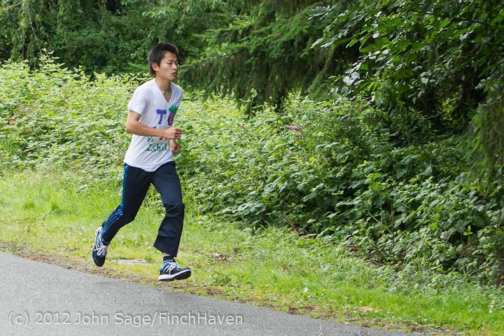 6861 Bill Burby 5-10K race 2012