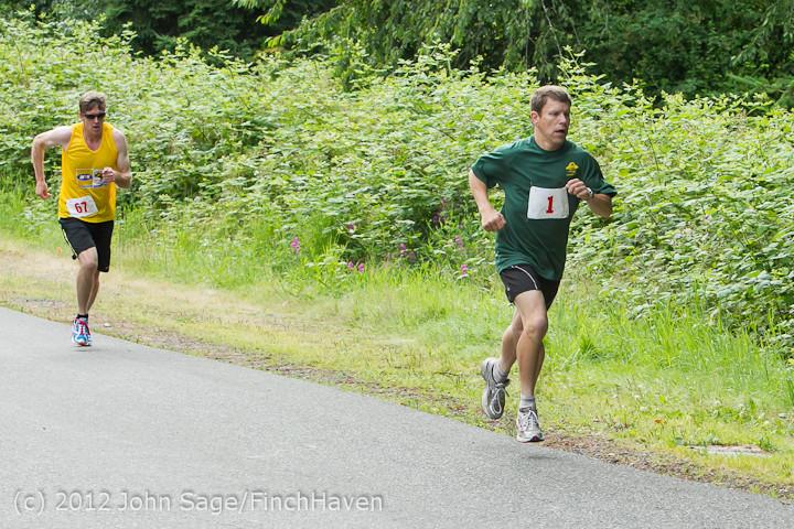 6863 Bill Burby 5-10K race 2012