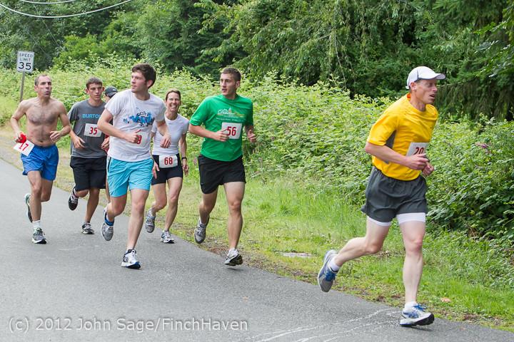 6888 Bill Burby 5-10K race 2012