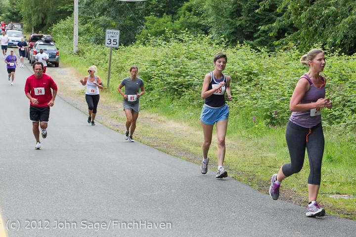 6890 Bill Burby 5-10K race 2012
