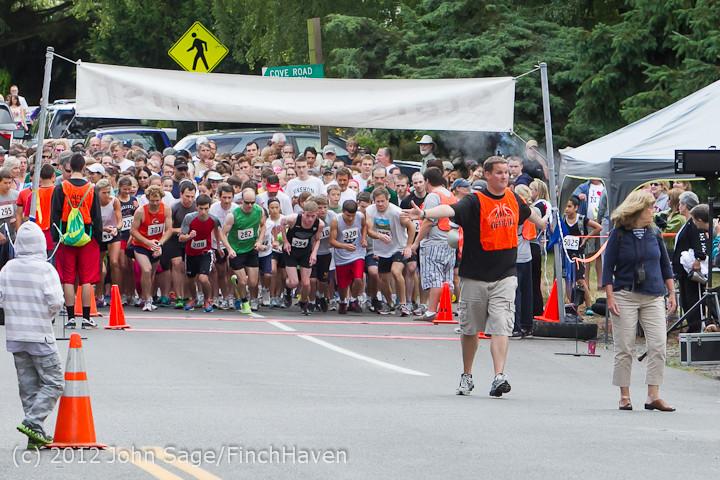 6909 Bill Burby 5-10K race 2012