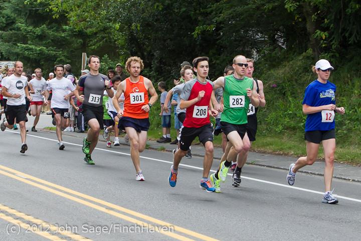 6930 Bill Burby 5-10K race 2012