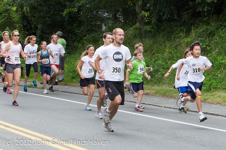 6935 Bill Burby 5-10K race 2012