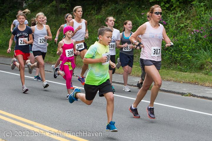 6945 Bill Burby 5-10K race 2012