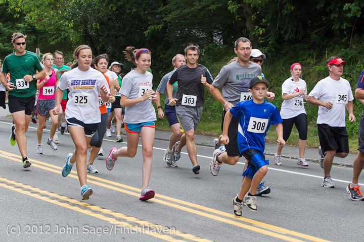 6962 Bill Burby 5-10K race 2012