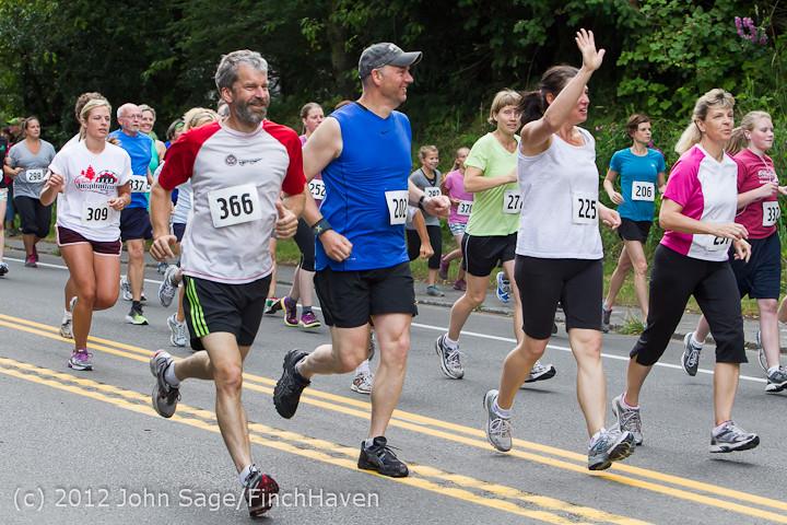 7011 Bill Burby 5-10K race 2012