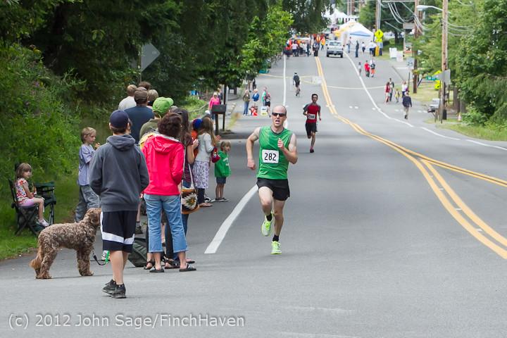 7104 Bill Burby 5-10K race 2012
