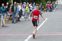 7112 Bill Burby 5-10K race 2012
