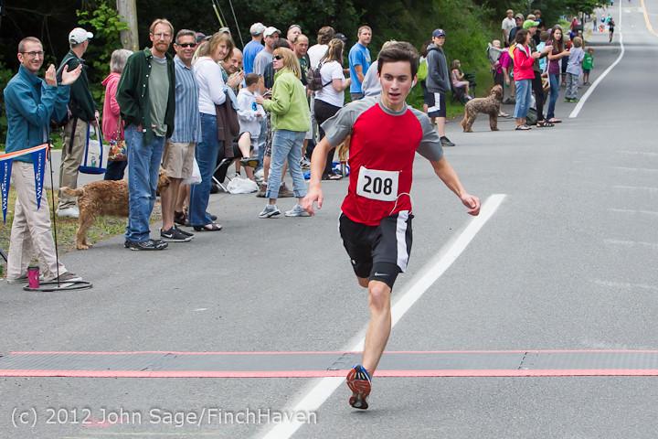 7112 Bill Burby 5-10K race 2012