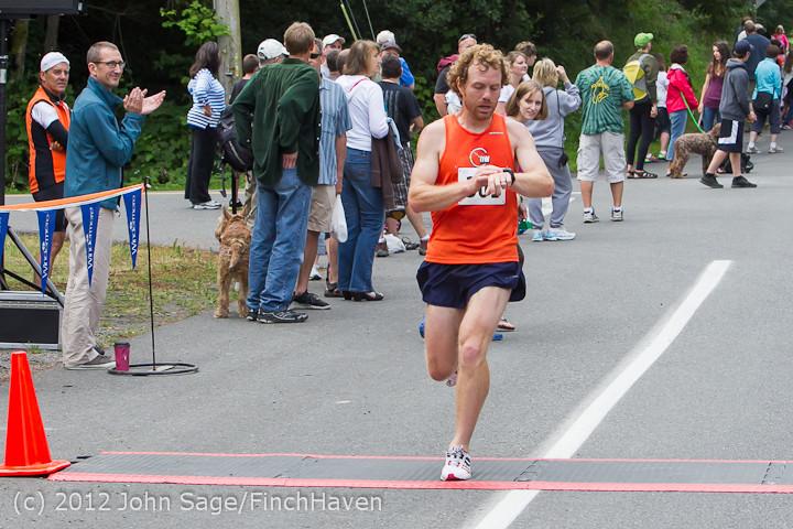 7118 Bill Burby 5-10K race 2012