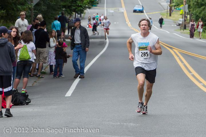 7119 Bill Burby 5-10K race 2012