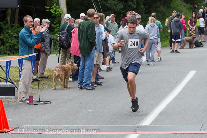 7125 Bill Burby 5-10K race 2012