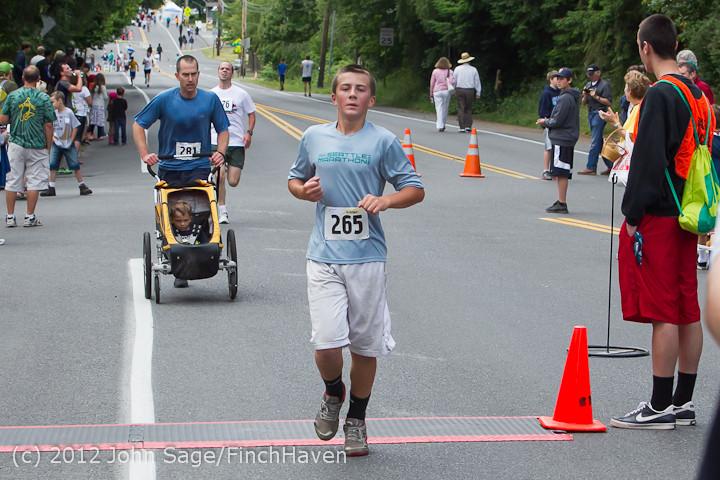 7149 Bill Burby 5-10K race 2012