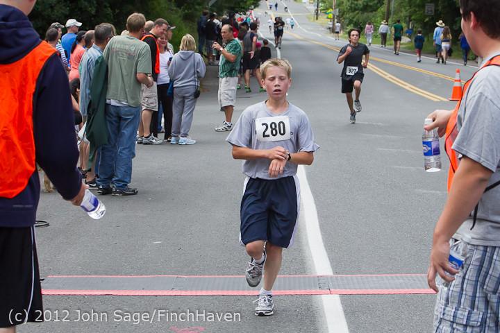 7154 Bill Burby 5-10K race 2012