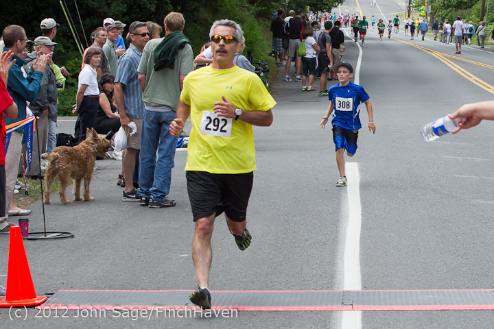 7172 Bill Burby 5-10K race 2012