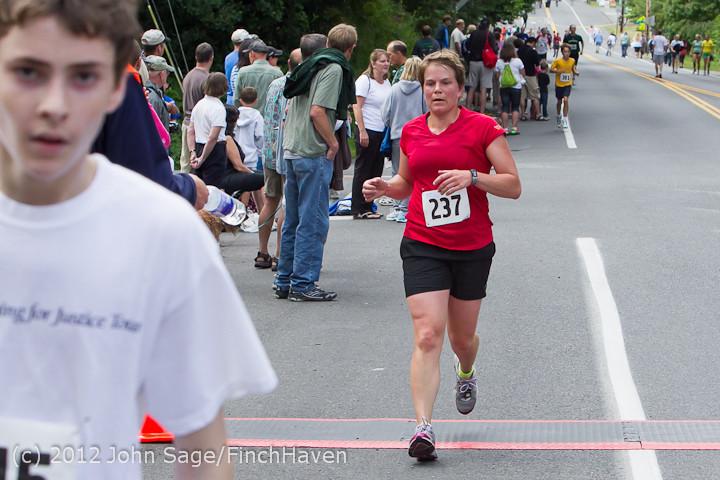 7183 Bill Burby 5-10K race 2012