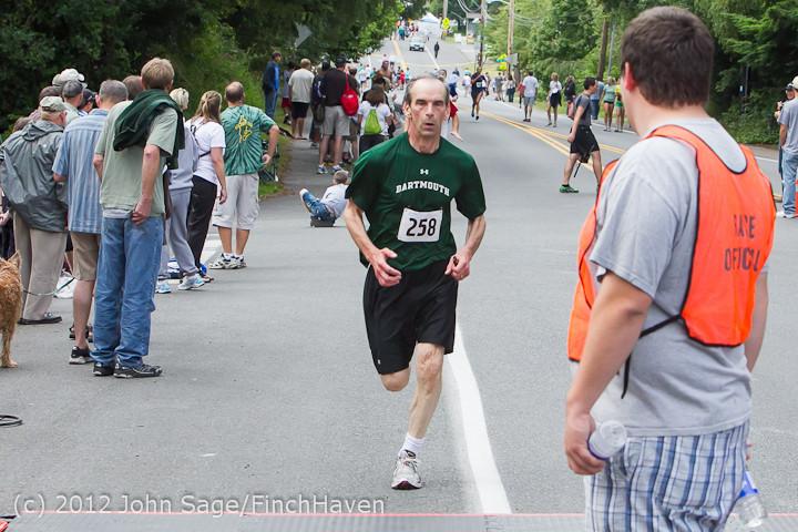 7185 Bill Burby 5-10K race 2012