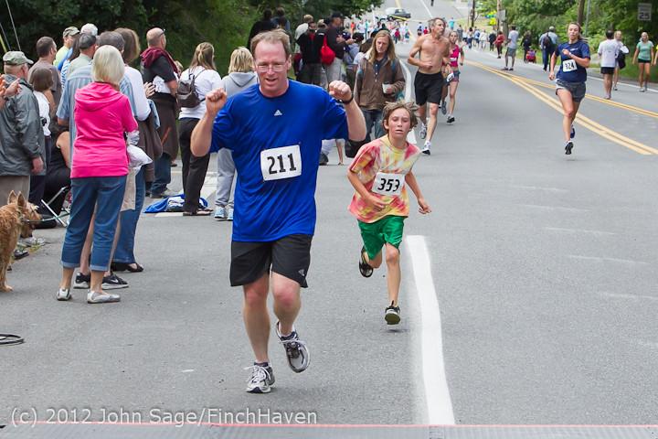 7189 Bill Burby 5-10K race 2012