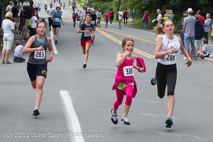 7205 Bill Burby 5-10K race 2012