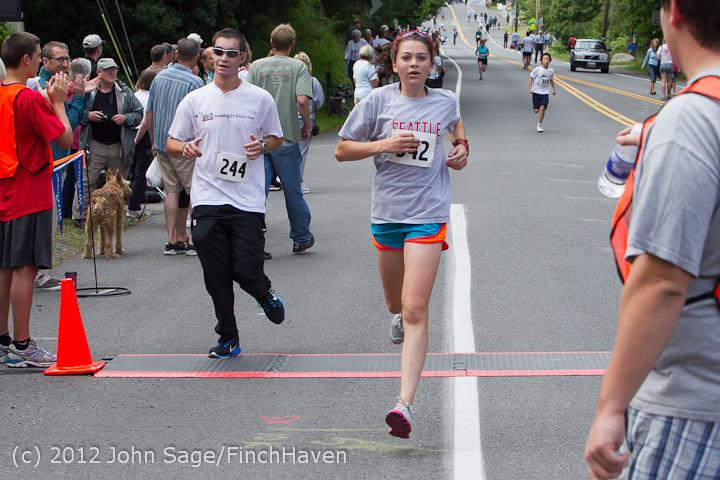 7212 Bill Burby 5-10K race 2012