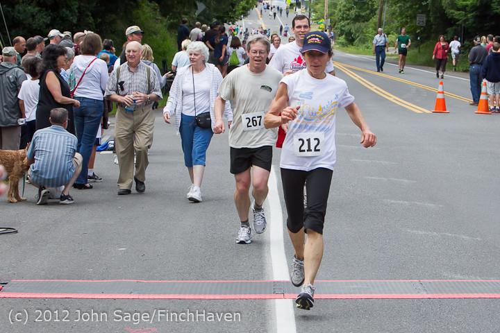 7220 Bill Burby 5-10K race 2012