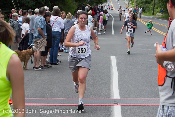 7228 Bill Burby 5-10K race 2012