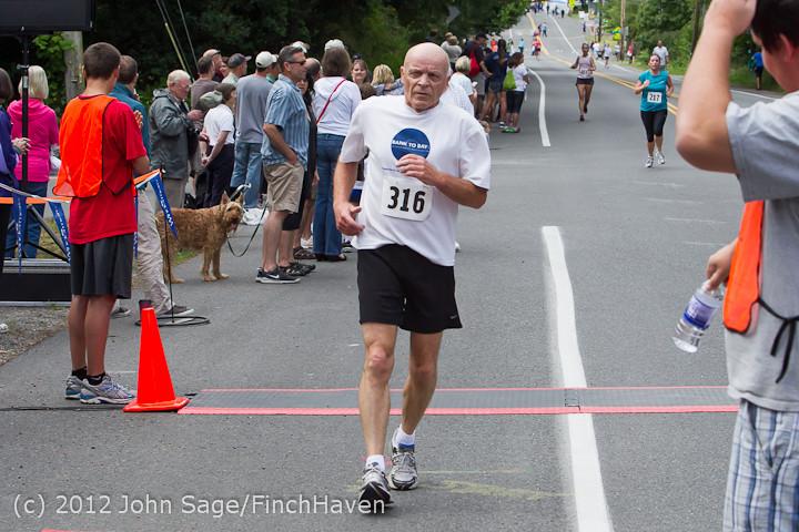 7230 Bill Burby 5-10K race 2012