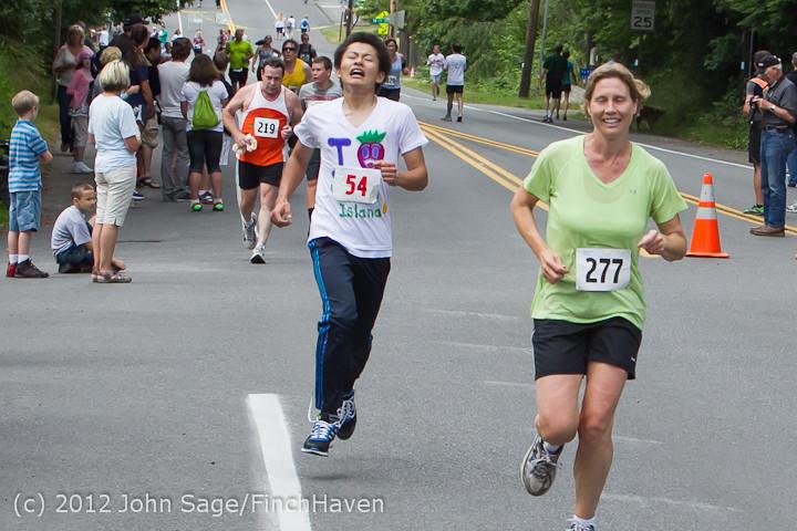 7238 Bill Burby 5-10K race 2012