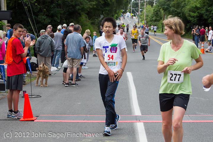 7242 Bill Burby 5-10K race 2012