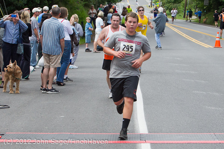 7244 Bill Burby 5-10K race 2012