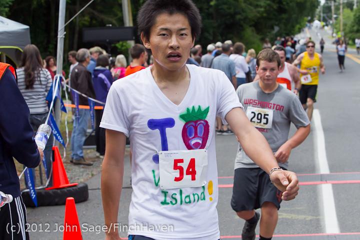 7246 Bill Burby 5-10K race 2012