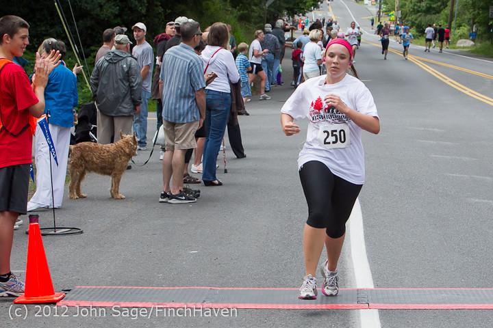 7273 Bill Burby 5-10K race 2012