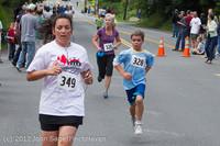 7278 Bill Burby 5-10K race 2012