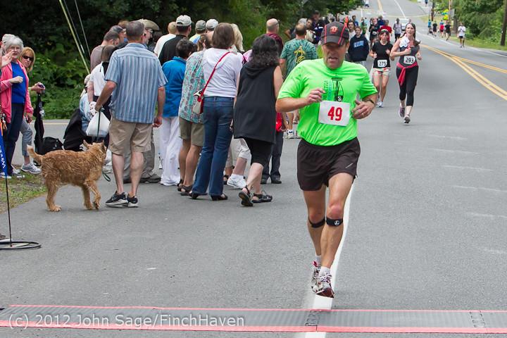 7300 Bill Burby 5-10K race 2012