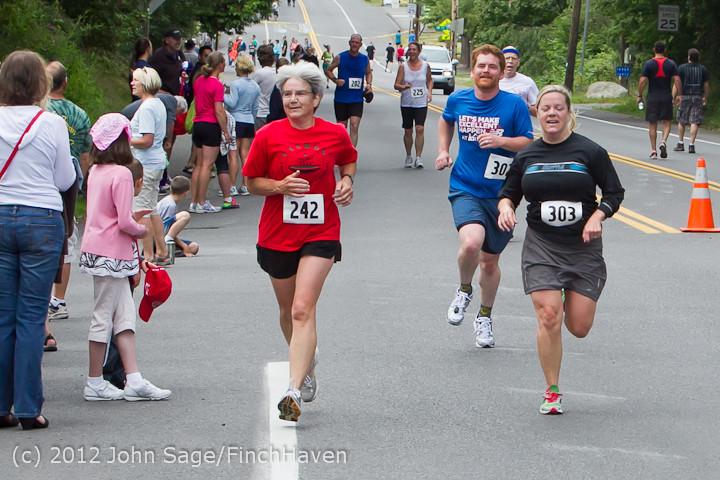 7305 Bill Burby 5-10K race 2012