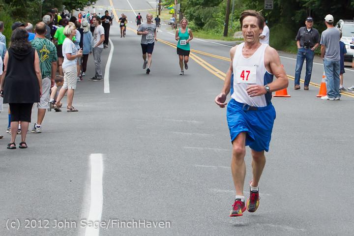 7335 Bill Burby 5-10K race 2012