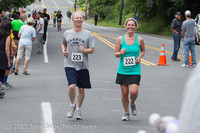 7337 Bill Burby 5-10K race 2012