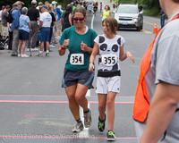 7343 Bill Burby 5-10K race 2012
